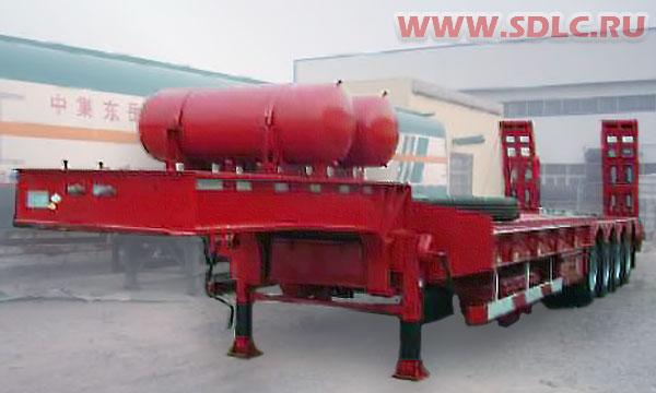 Полуприцеп (трал) 90 тонн
