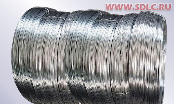 Термически обработанная проволока AISI 304
