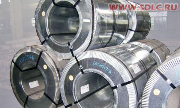 Нержавеющая сталь AISI 430 (рулон)
