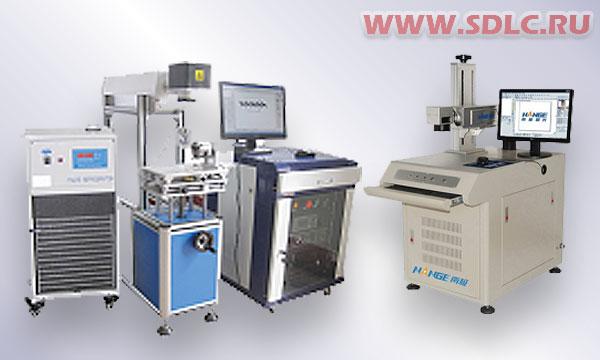 Лазерный гравер SLCB-75 Мощность лазера - 75W Рабочая поверхность 300x300 мм.